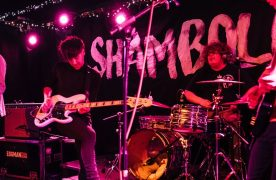 Shambolics around the UK this autumn