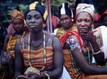 Un remolino de ficción africana