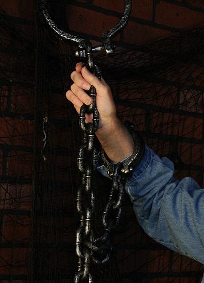 Víctimas de la esclavitud en tiempos modernos