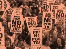Foto evento Facebook Freedom BookshopCan't Pay, Won't Pay: The fight to stop the Poll Tax