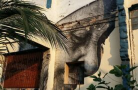 Ascanio Cuba: muralist and immigrant