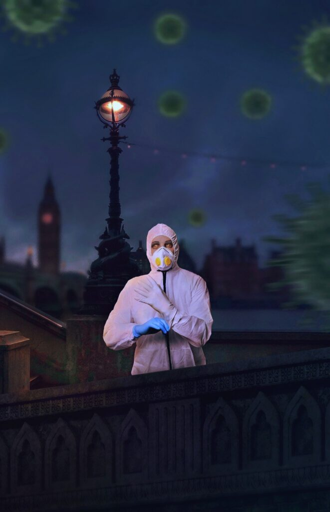 Social crisis and pandemic