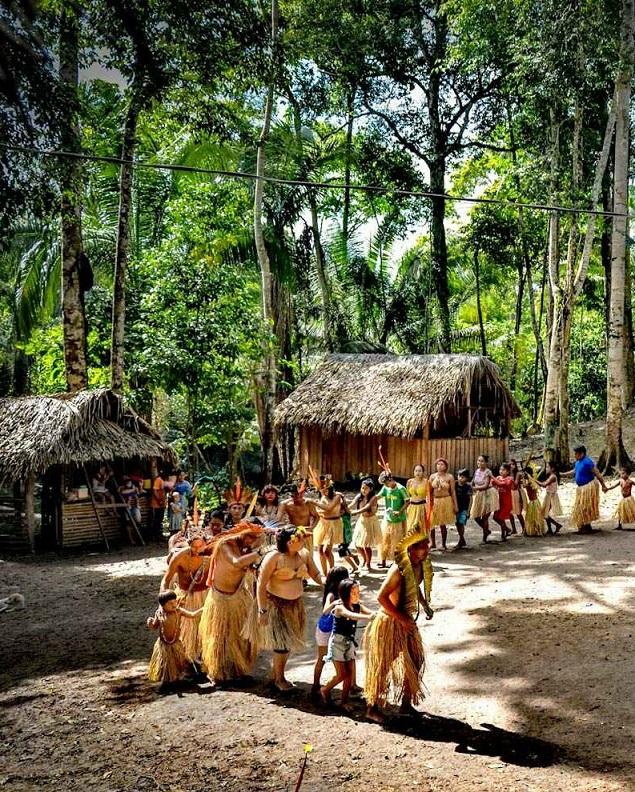 Indigenous strength in Brazilian democracy
