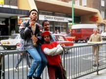 Radical community photography in Hackney in the 1980s