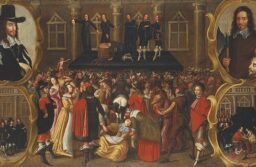 The Execution of Charles I of England.  Photo Wikimedia Commons https://commons.wikimedia.org/wiki/File:The_Execution_of_Charles_I_of_England.jpg