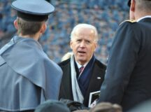 No calm for Biden after his first month in office
