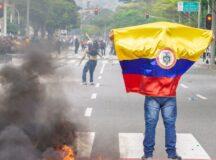 Paro nacional en Colombia: el laberinto del infierno