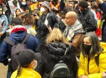 Immigrants and activists: Yonatan Mosquera, we must not be silent